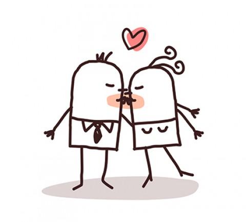 Een ADHD'er vol overgave aan de liefde!